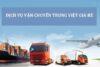 vận chuyển Trung Việt giá rẻ