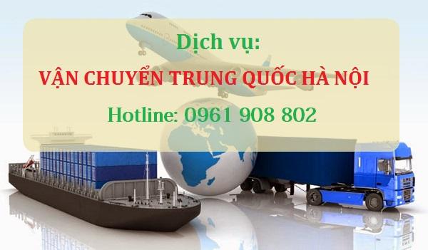 vận chuyển Trung Quốc Hà Nội