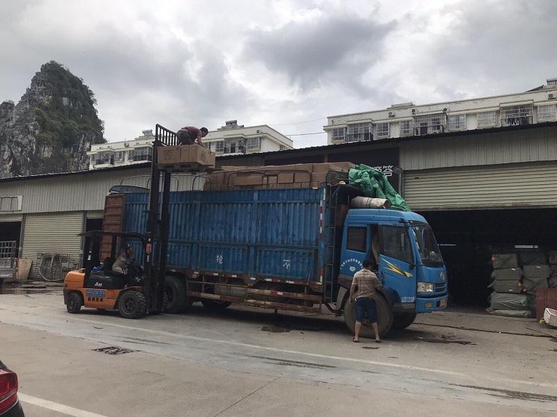 vận chuyển tiểu ngạch từ Trung Quốc về Việt Nam
