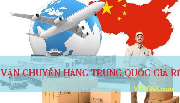 vận chuyển hàng Trung Quốc giá rẻ